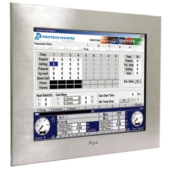 keyproline panel pc 15 sp7625